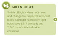 Green Tip of The Day